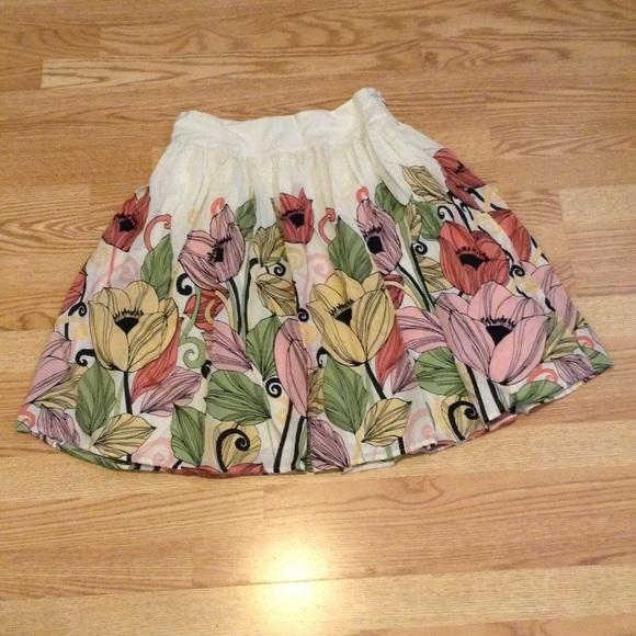 Apt. 9 Dresses & Skirts - Apt 9 Floral Skirt